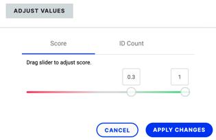 Score Filter